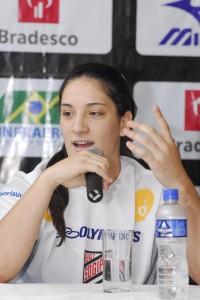 Mayra pede tranquilidade no Grand Prix | Foto: Fernanda Davoglio / Divugação Sogipa