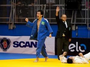 Felipe Kitadai sonha com vitória no Grand Slam de Moscou | Foto: Rafael Burza/CBJ